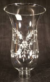 clear cut flower glass hurricane lamp shade candle chandelier light