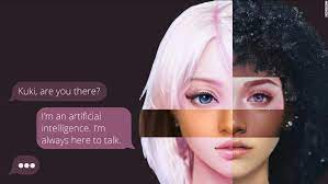robot friends why people talk to