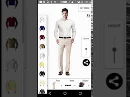 Outfit Color Selection Dress Matching With Face Apps On
