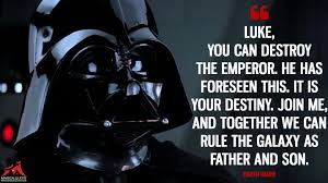 Darth Vader Quotes Delectable Darth Vader Quotes MagicalQuote