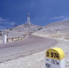 Frankreich: Schweißtreibende Tour per Rad auf den Mont Ventoux - Bilder &  Fotos - WELT