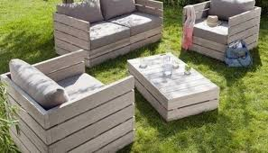 Creative Pallet Furniture Ideas