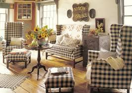 Primitive Living Room Furniture Prim U0026 Checkered Living Room Home  Country Antique Decorate Furniture Ideas Checkered