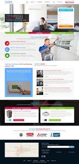 Website Design Springfield Il Entry 9 By Davidnalson For Tuckerhvac Original Website