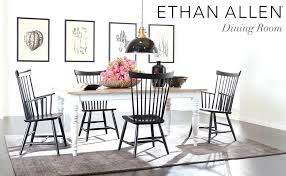 ethan allen round table dining table and chairs used new elegant dining table and chairs ethan