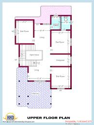 2318 square feet home plan and elevation kerala home 400 sq ft indian house plans