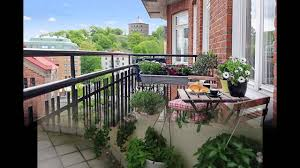 Small Picture Garden Ideas Small balcony garden design YouTube