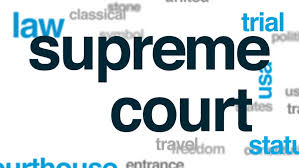 Image result for the Supreme Court word