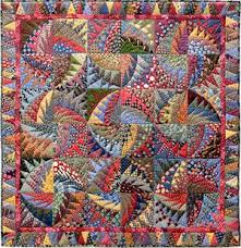 9 best quilting-karen stone images on Pinterest | Jellyroll quilts ... & Recycled Silk Ties: No Necks Needed Now! 56 x by Virginia Anderson.  Source-Untitled pattern by Karen Stone. Adamdwight.com