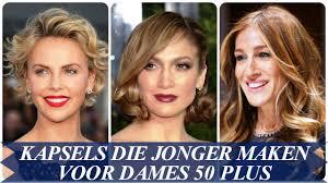 Kapsels Die Jonger Maken Voor Dames 50 Plus