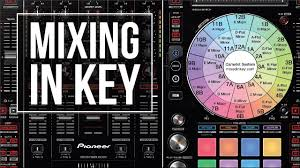 Harmonic Mixing Chart Mix In Key How To Do It And What Really Makes A Great Dj