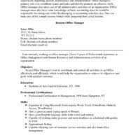 ... Best Free Data Entry Resume Sample Offering Summary of Profile a part  of under Data ...
