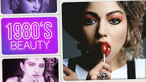 1980s madonna makeup tutorial throwback beauty w charisma star video dailymotion