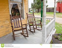 wooden rocking chairs for front porch. Beautiful Chairs Download Front Porch Rocking Chairs Stock Photo Image Of Light  26903536 In Wooden For U