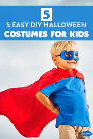 easy homemade costumes