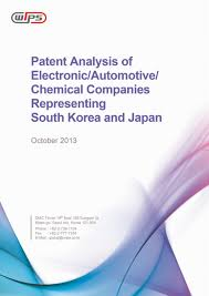 worldwide intellectual property service wips co 5 google s patent portfolio analysis image vol 3 patent analysis of electronic automotive chemical companies representing south