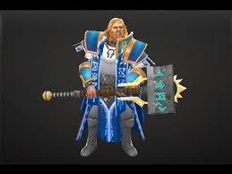 dota 2 store armor of the purist champion set omniknight youtube