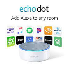 Loa thông minh Amazon Alexa Echo Dot (2nd Generation) – Gia Han Technology  Co., Ltd