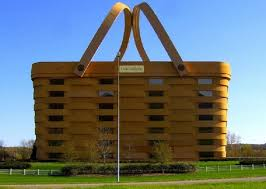 famous architecture buildings around the world. Beautiful World The Basket Building In Ohio USA Home U203a Decorations 24 Famous  Architecture Buildings Around The World  And Around A