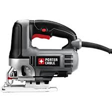jig saw tool. porter-cable pc600js 6 amp orbital jig saw tool