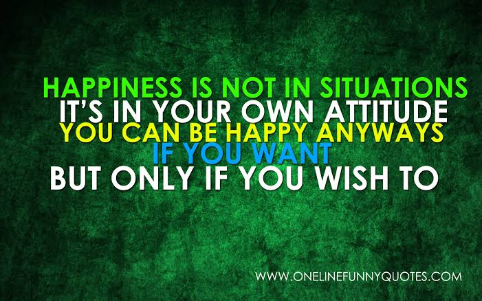 one line quotes on happiness