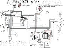 powerdynamo for mz es ts 125 150 6 volt wiring diagram of an ts 150 the system