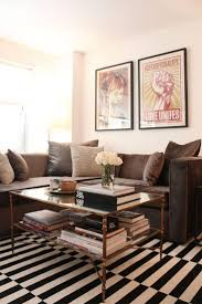 Ross's Greenwich Village Home. Apartment Living RoomsLiving Room ...