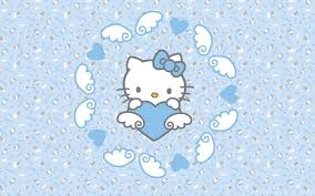 Hello kitty hd wallpapers, desktop and phone wallpapers. Cute Hello Kitty Wallpapers For Widescreen Desktop And Notebook Desktop Background
