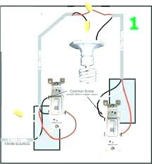 ceiling fan wiring light switch hunter diagram with for way lighting