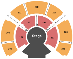 circuit of the americas concert seating