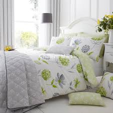 image of duvet cover sets green