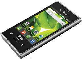 LG Optimus Zone VS410 pictures ...