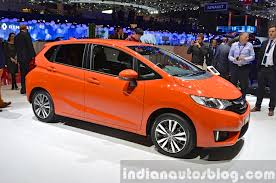 new car launches june 2015New Honda Jazzs Indian launch delayed to June