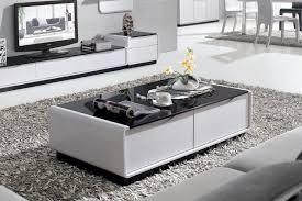 presta 1 3m high gloss coffee table