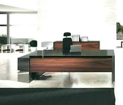 home office furniture modern. Modern Executive Office Furniture Desk For Two Persons Home Desks