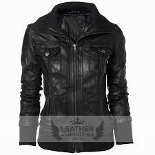 home motorcycle women s biker jackets