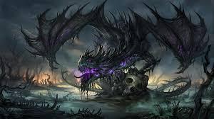 Black Lightning Dragon Wallpaper (75+ ...