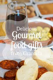 gourmet food gifts from granada
