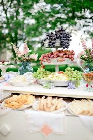 Wedding Food Tables 64 Ways To Display Fruit And Berries At Your Wedding Wedding Stuff