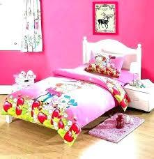 paw patrol kids room toddler bed set girl bedroom wooden