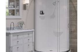menards kits maax frameless custom corner fiberglass century direct wonderful outdoor enclosures bathtub san shower
