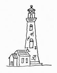 Small Picture Free coloring pages of lighthouses Lighthouses Coloring Book