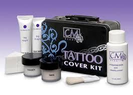 tattoo cover kit