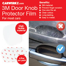high grade 3m protection film decal to protect car door handles car accessories on carousell