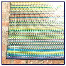 polypropylene outdoor rug recycled plastic rugs dash and blue ivory area within plan australia