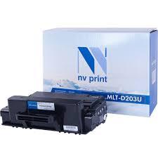 <b>Картридж NV Print</b> (<b>MLT-D203U</b>) black для Samsung ProXpress ...