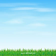 green grass blue sky.  Green Grass And Sky Free Vector Intended Green Blue Sky B