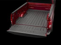 WeatherTech TechLiner Black Bed Liner & Tailgate Liner ...