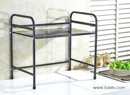 microwave cabinets shelves black kitchen storage rack microwave cart stand shelf microwave cabinets storage
