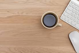 Office desk tops Clipart Desk Top And Cup Of Coffee Builddirect Stylish Desk Designs For Your Home Office
